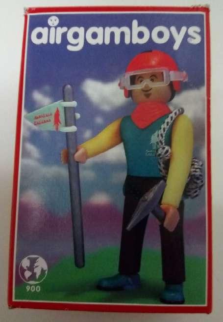 Imagen Airgamboys Alpinista n° 900
