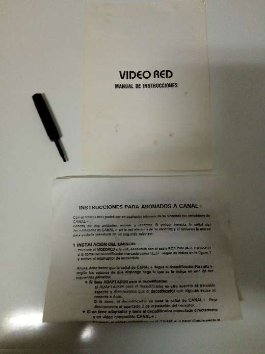 Imagen producto Video Red  6