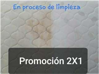 Imagen Limpieza de colchones promociones 2X1 a domicilio