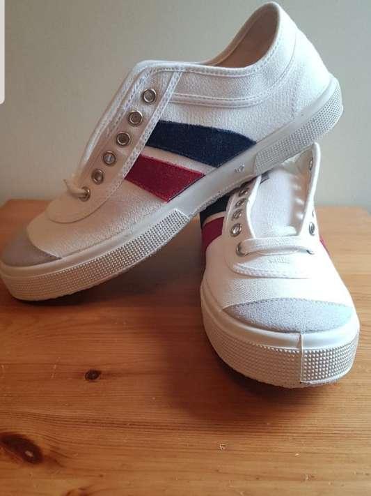 Imagen producto Zapatillas El Ganso blancas n 42 1