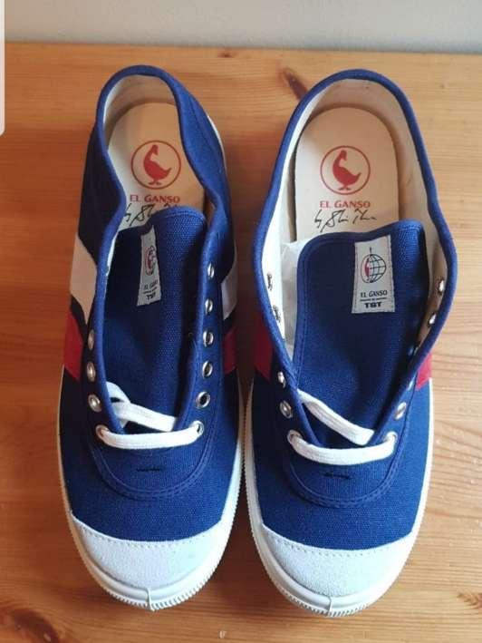 Imagen producto Zapatillas El Ganso azul marino n 42 3
