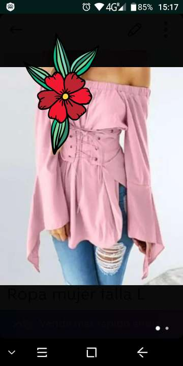 Imagen producto Ropa mujer 1