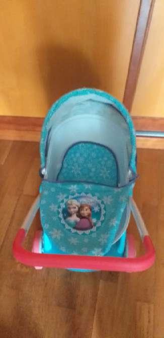Imagen producto Coche de frozen más muñeca  3