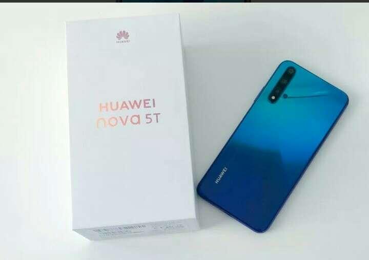 Imagen producto HUAWEI NOVA 5T  8