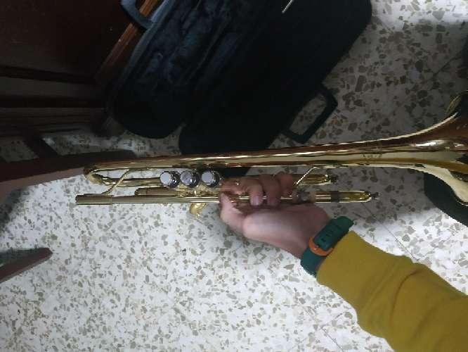 Imagen producto Trompeta sib Júpiter  7