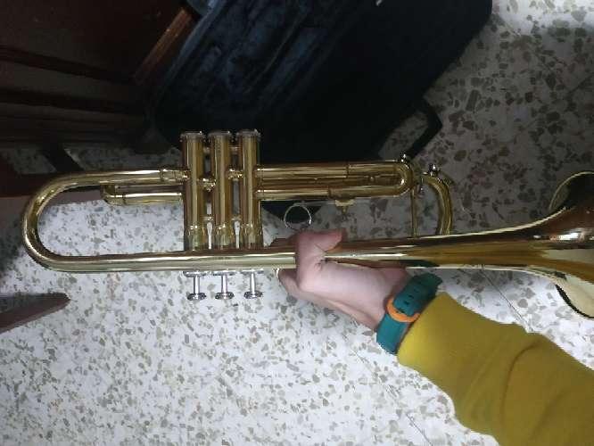 Imagen producto Trompeta sib Júpiter  8