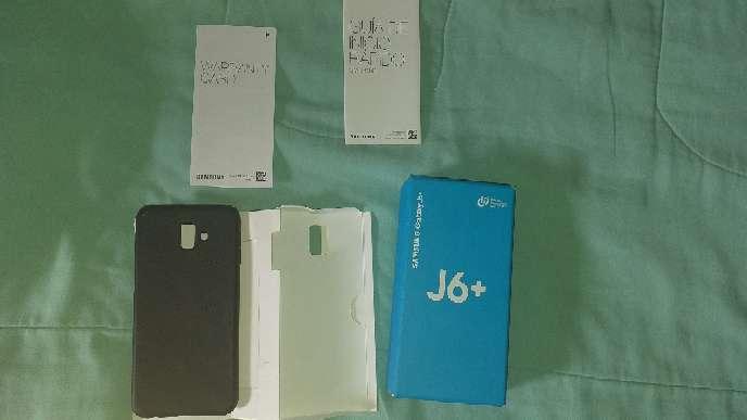 Imagen Teléfono Samsung Galaxy J6 +