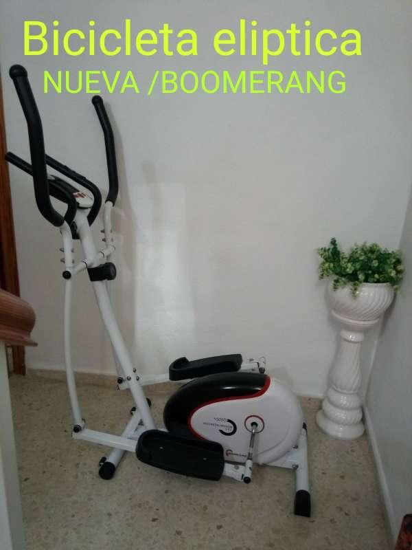 Imagen producto Bicicleta eliptica / sin uso 1