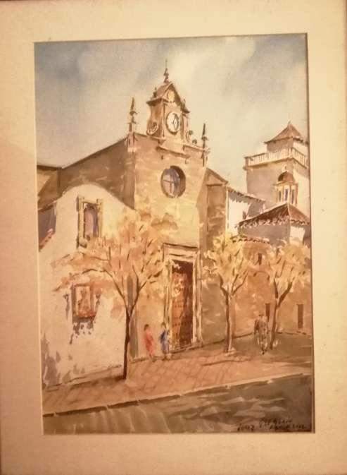 Imagen Iglesia de Santo Domingo.