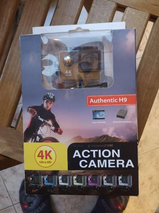 Imagen producto Cámara 4k estilo go pro. 2