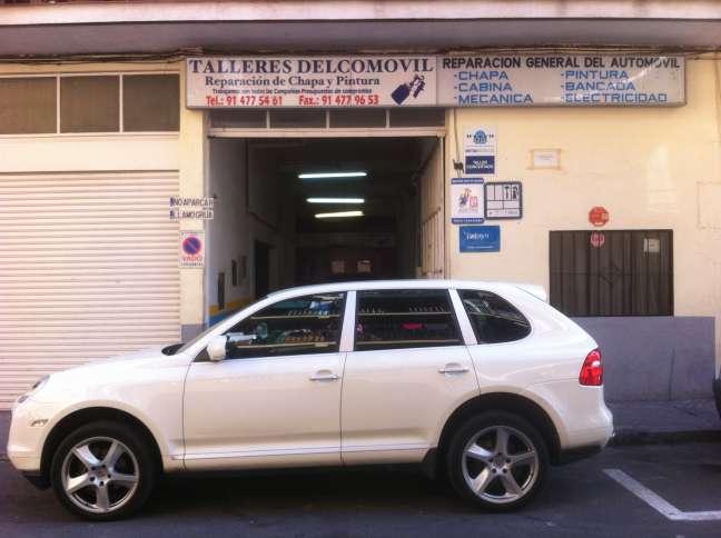 Imagen producto Traspaso taller chapa y pintura 4