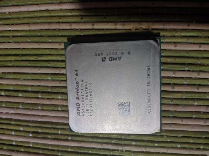 Imagen Procesador AMD Athlon X64 2.4Ghz
