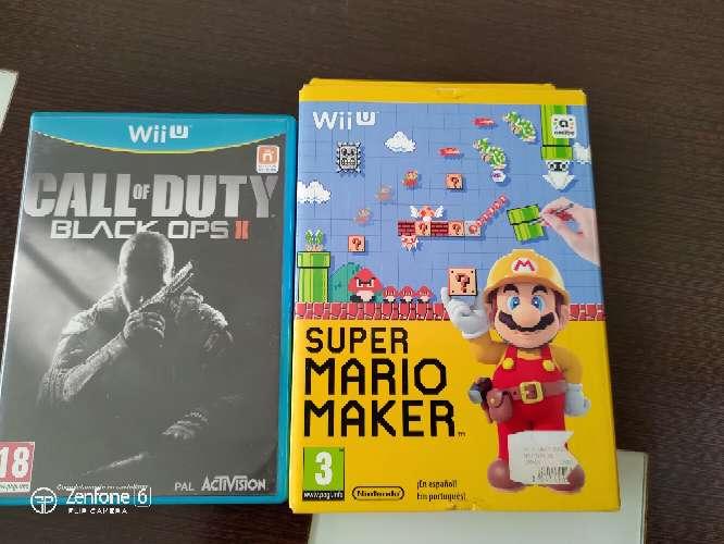 Imagen Pack 2 juegos Wii U