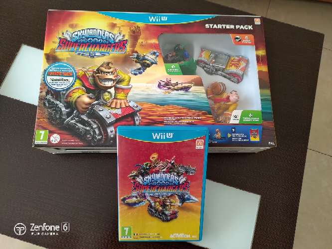 Imagen producto Starter pack Skylanders para Wii U 3