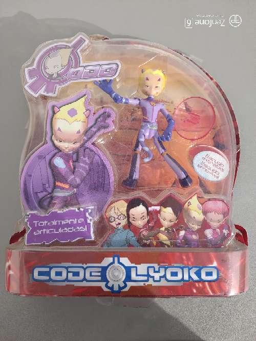 Imagen Figura ODD de Código Lyoko