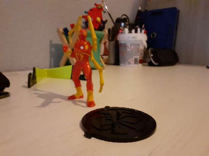 Imagen producto Iron spider figura 4