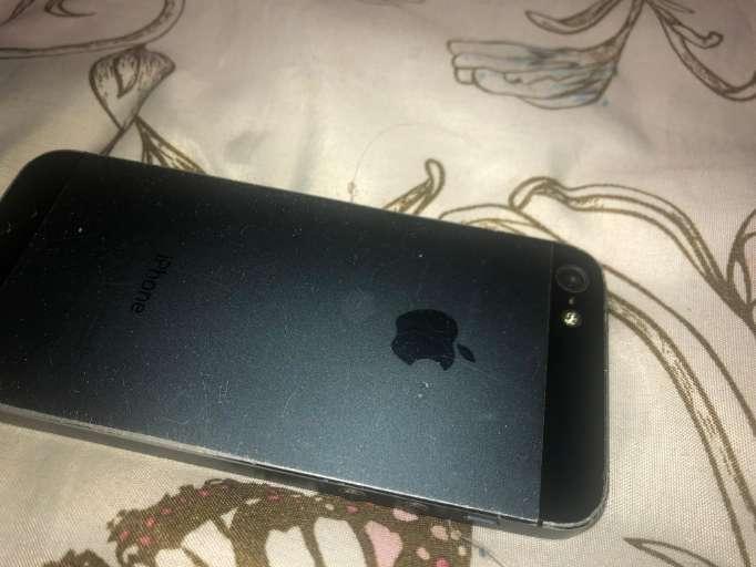Imagen Iphone 5S Negro