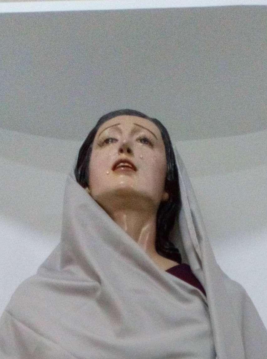 Imagen Virgen de candelero