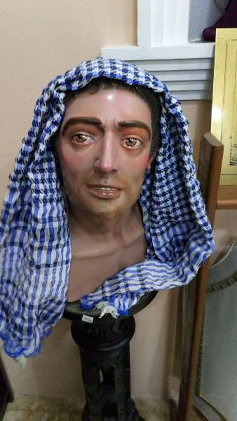 Imagen Busto de hebreo