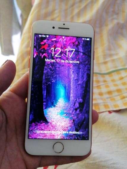 Imagen Iphone 7 rojo
