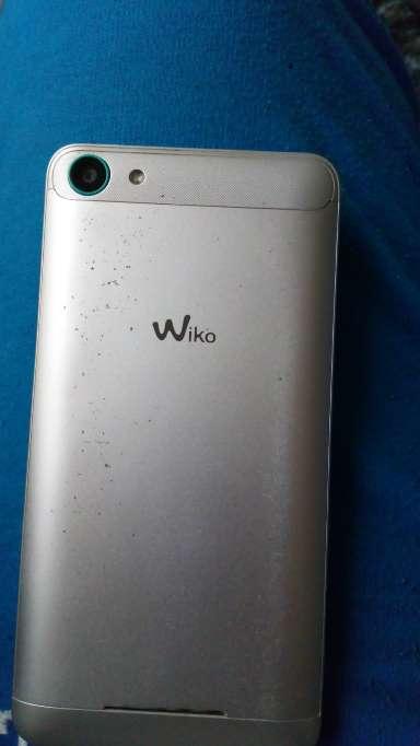 Imagen teléfono móvil wiko