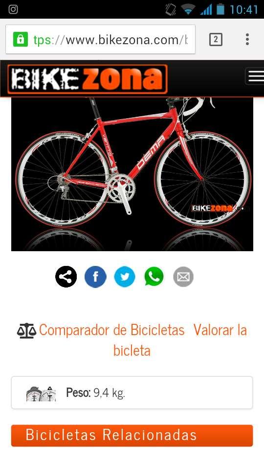 Imagen producto Bici de carrera 3