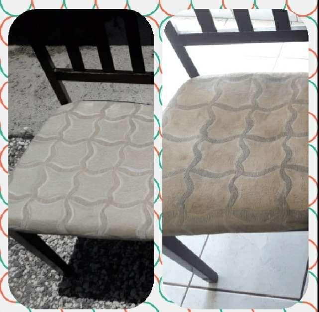 Imagen Limpieza de sofá sillas y tapicería a domicilio