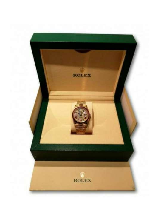 Imagen producto Rolex Yellow Gold Rubin Diamonds 40mm 4