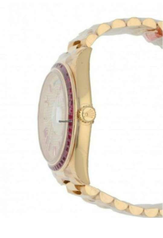 Imagen producto Rolex Yellow Gold Rubin Diamonds 40mm 5