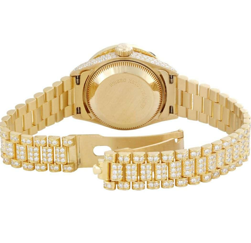 Imagen producto Rolex Yellow Gold Rubin Diamonds 40mm 6