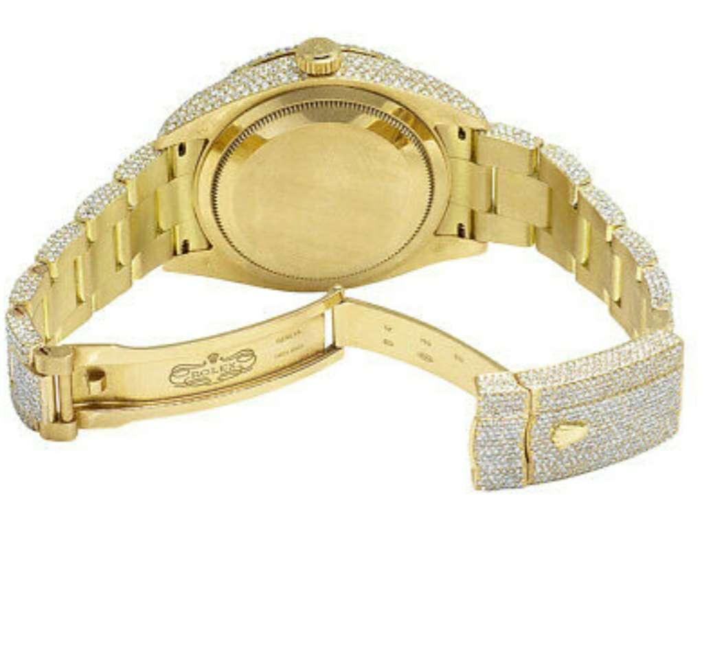 Imagen producto Hombre rolex Cielo Dweller 18K Oro Amarillo  6