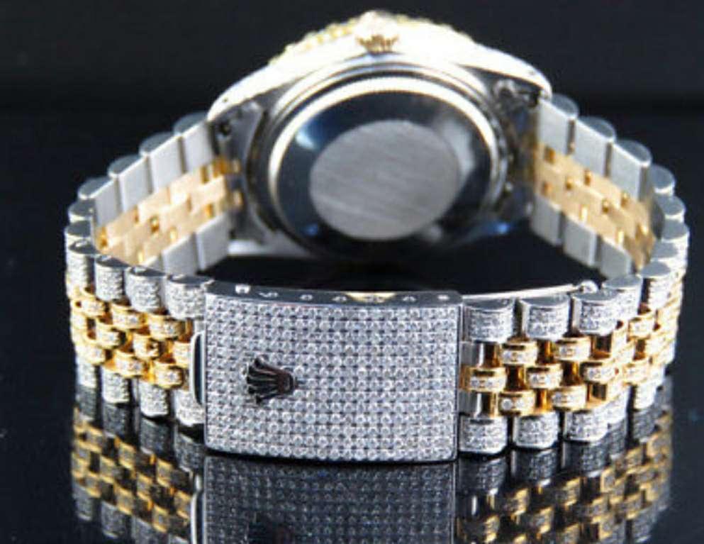 Imagen producto Rolex 18K Acero 8