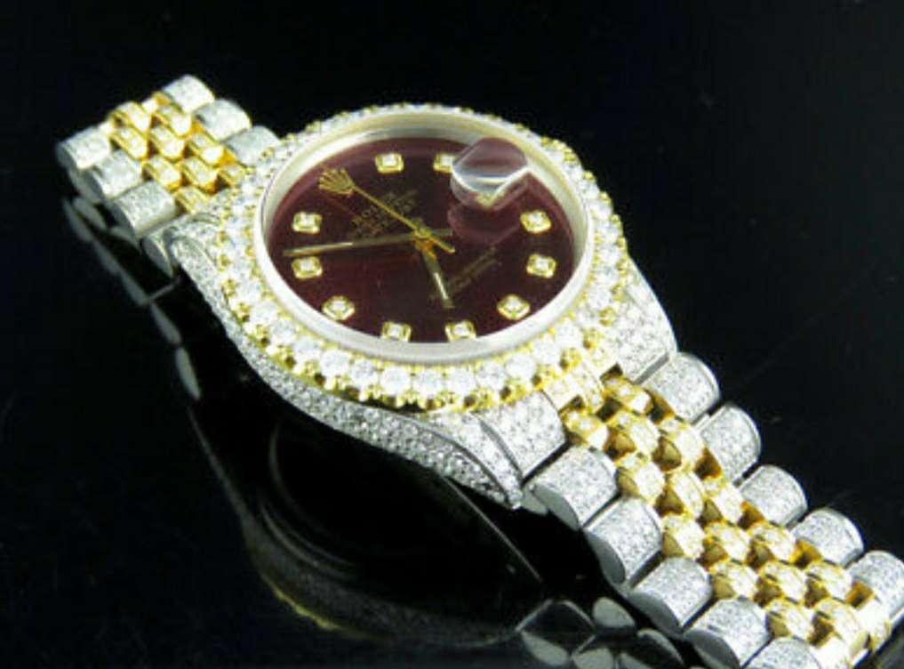 Imagen producto Rolex 18K Acero 5