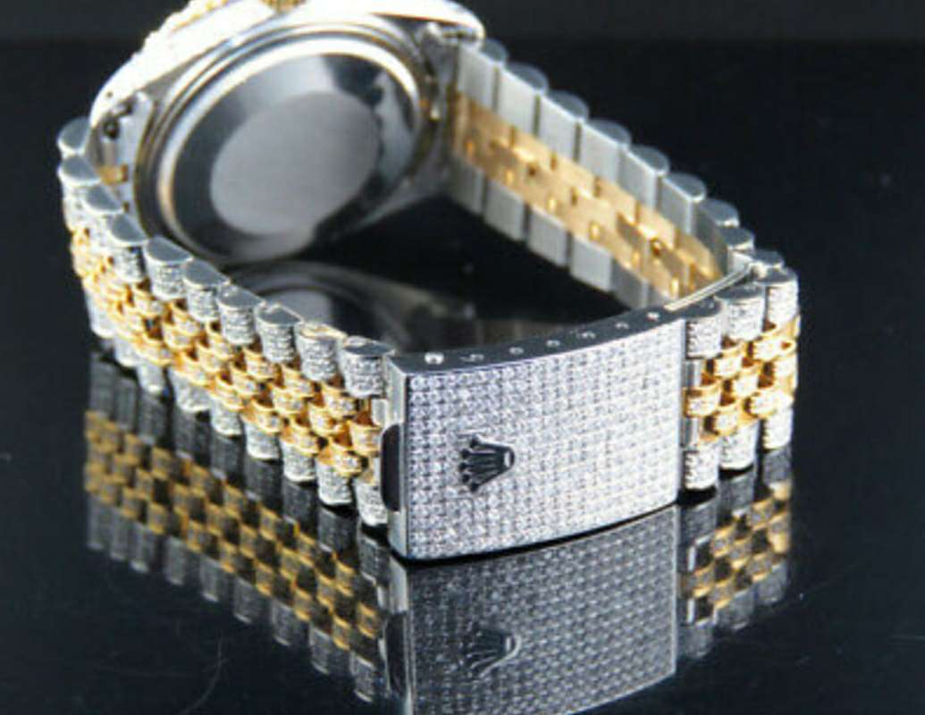 Imagen producto Rolex 18K Acero 6