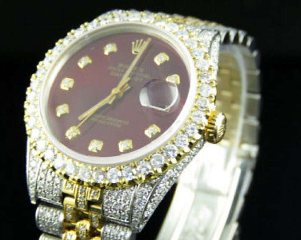 Imagen producto Rolex 18K Acero 10