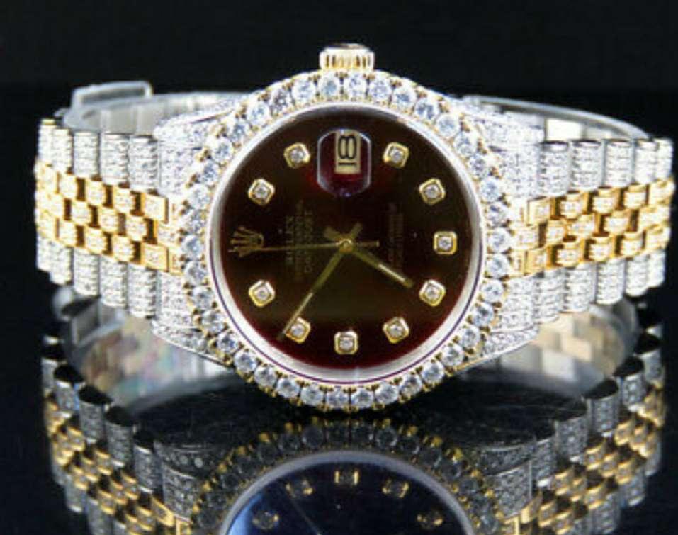 Imagen producto Rolex 18K Acero 2