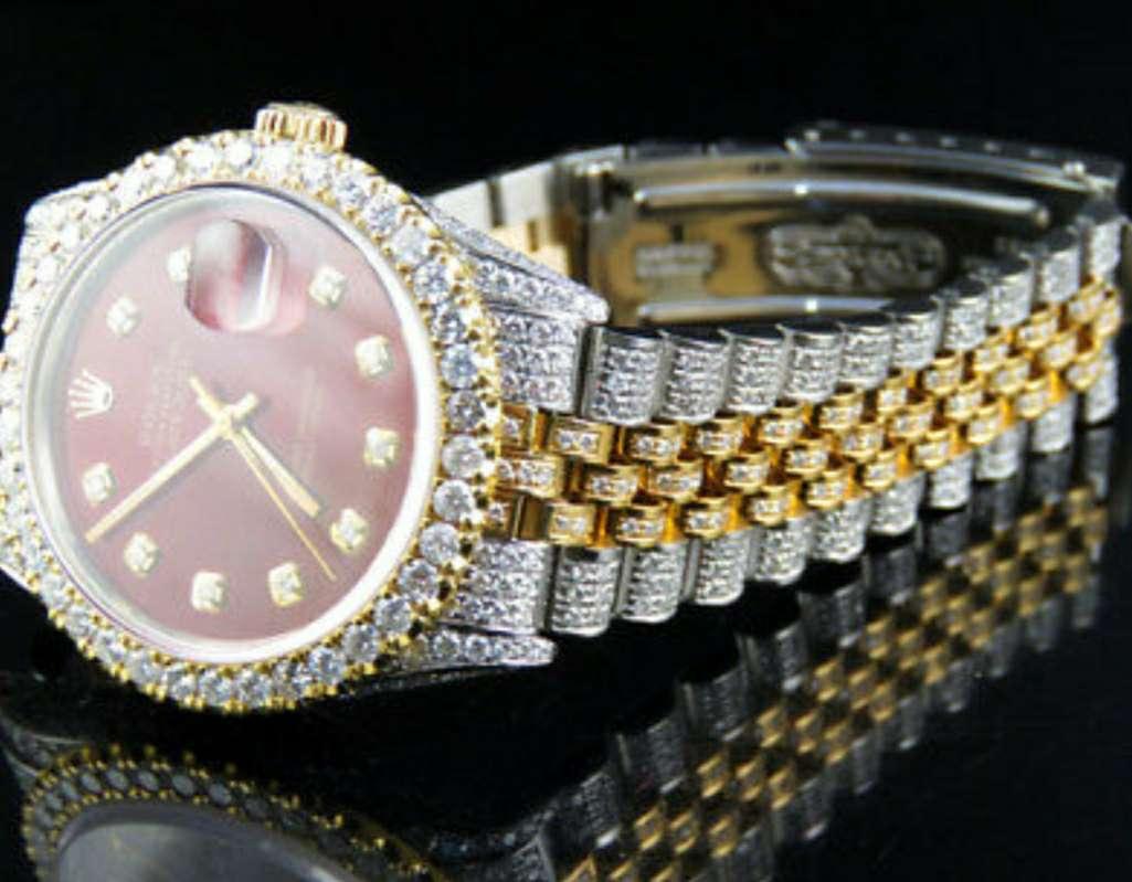 Imagen producto Rolex 18K Acero 7