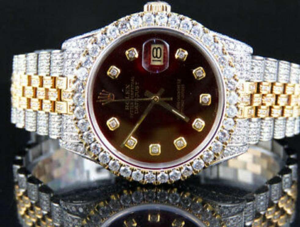 Imagen producto Rolex 18K Acero 3