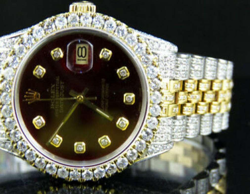 Imagen producto Rolex 18K Acero 4