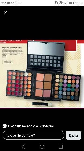 Imagen kit maquillaje
