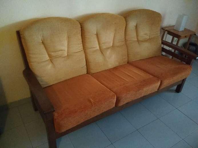 Imagen producto Sofá 3 plazas + sillón 2