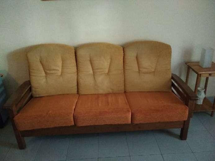 Imagen producto Sofá 3 plazas + sillón 3