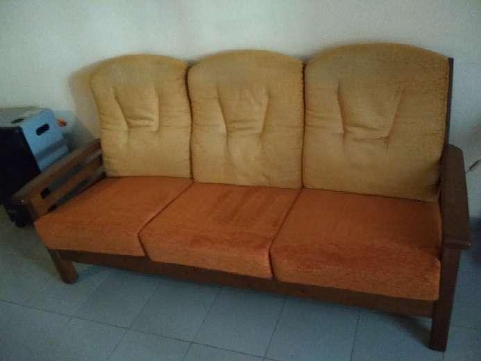 Imagen Sofá 3 plazas + sillón