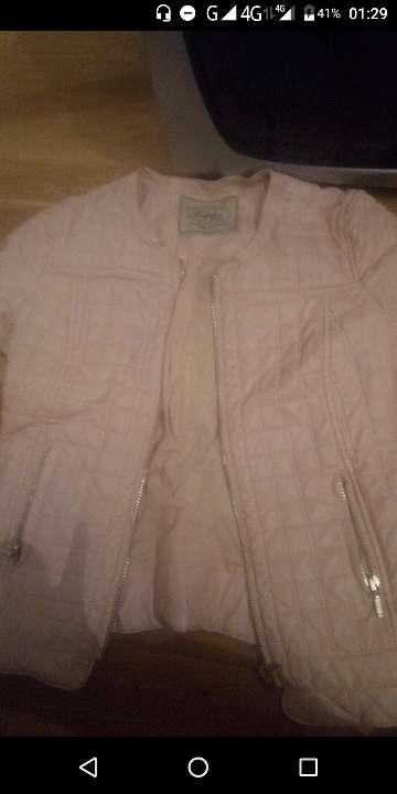 Imagen chaqueta rosa
