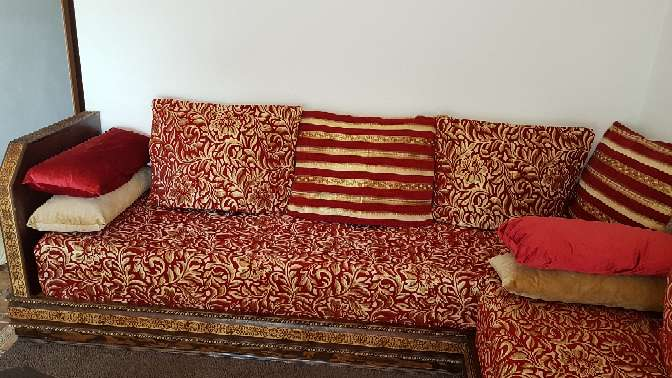 Imagen sofá árabe