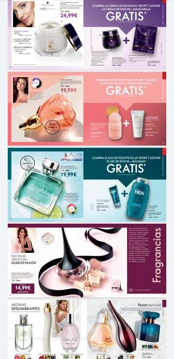 Imagen Cosmeticos oriflame