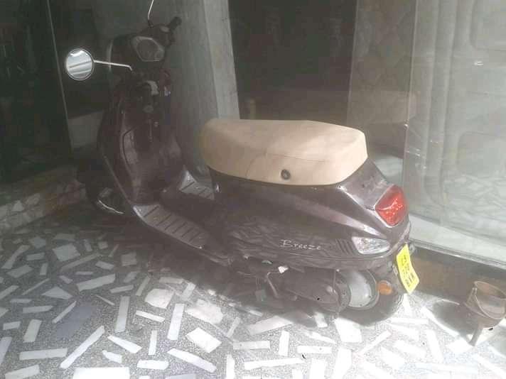Imagen moto eléctrica