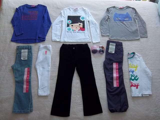 Imagen Lote de ropa a estrenar talla 6 años