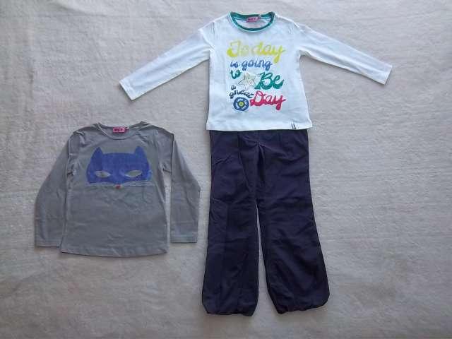 Imagen producto Lote de ropa a estrenar talla 6 años  3