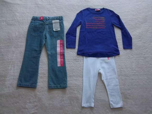 Imagen producto Lote de ropa a estrenar talla 6 años  4